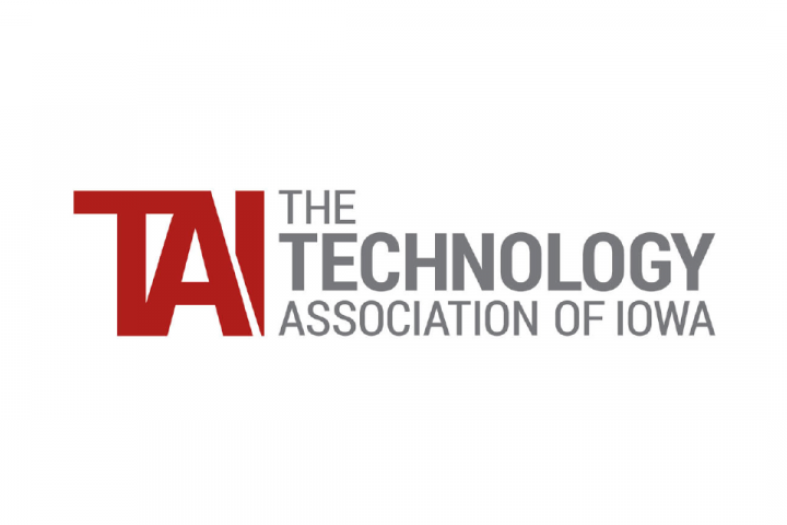 Logo for the Technology Association of Iowa